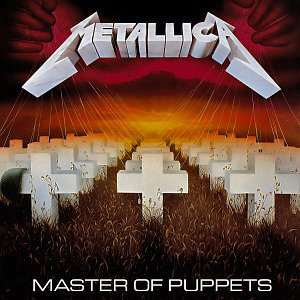 Metallica, Master of Puppets, album, okladka